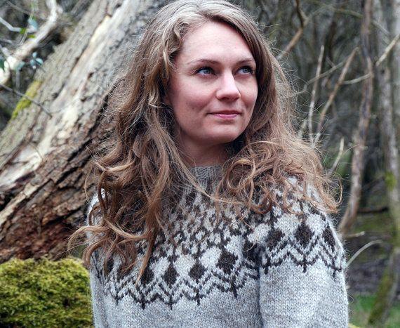 Icelandic Wool Sweater
