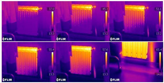 Cualquier tipo de anomalía que tengan las instalaciones es muy sencillo de detectar con la termografía. Las pérdidas potenciales pueden estar ocultas bajo las baldosas, paredes, suelos.... pero esto no es un problema con la termografía ya que los focos son muy fáciles de encontrar sin necesidad de perforar inútilmente el inmueble. Para cualquier tipo de avería con nosotros reducen el tiempo y el coste de la reparación. No siga perdiendo calor y derrochando energía .
