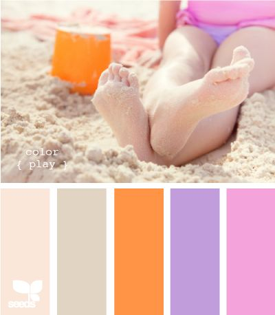 design seedsDesign Colors, Design Seeds, Room Colors, Colors Palettes, Colors Schemes, Colors Plays, Summer Colors, Colours Plays, Laundry Room