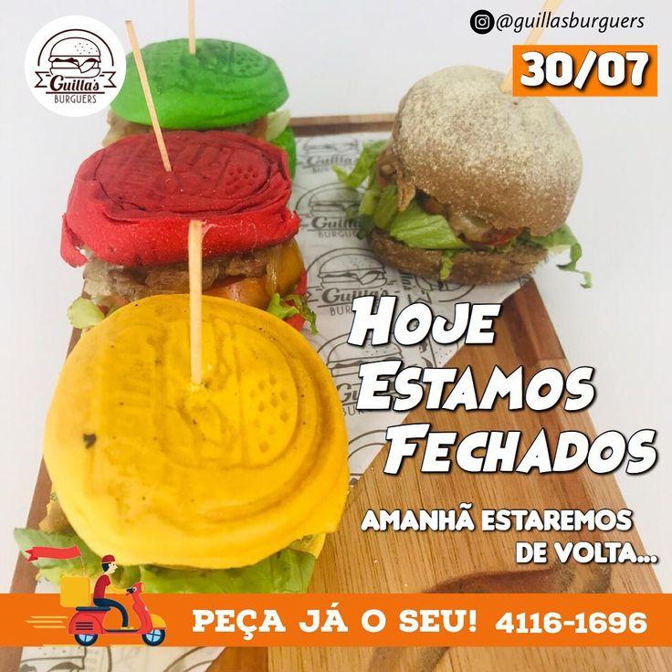   Hoje estamos fechados. Amanhã estaremos de volta com tudo!    #carne #hamburguer #churrasco #burguer #hamburgueria #hamburguerperfeito #churras #shareyourburger #burgerlovers #churrascada #hamburguesa #picanha #instaburger #angus #bbqbrasil #dryaged #wagyu #burgertime #meatporn #meat #bbqporn #parrilla #bbqlovers #bbqlife #pollo #churrascoterapia #butcher #burgerporn #barbecue #meatlovers