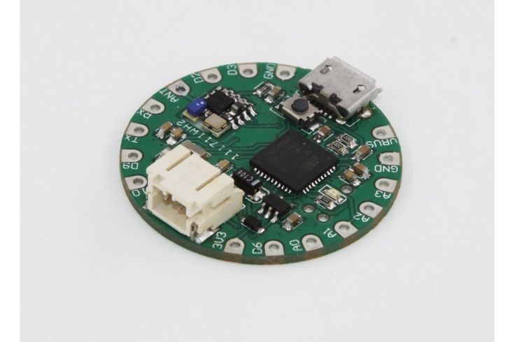 BLEPad - Wearable BLE Dev Board