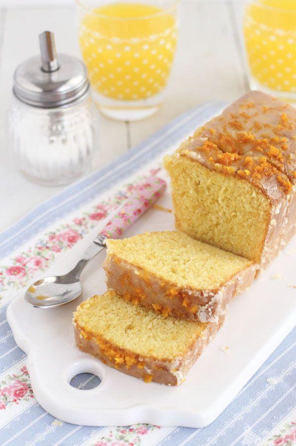 Cake de Naranja per fer-lo de llimona #nyamnyam #yummy