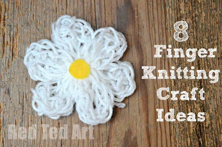"""*How to Finger Knit*  PINNNER said """" I have now put together a short video for you on """"how to finger knit"""" PLUS some ideas of what to do with all your knitted """"sausages"""" afterwards.....""""JUST CLICK ON~ VIDEO on site."""