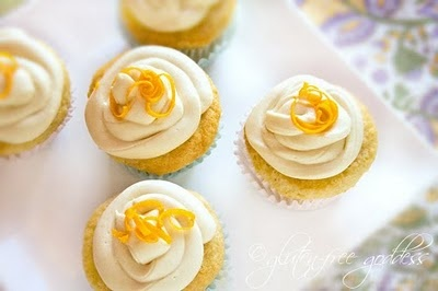 a bunch of gluten free cupcake recipes that look delish