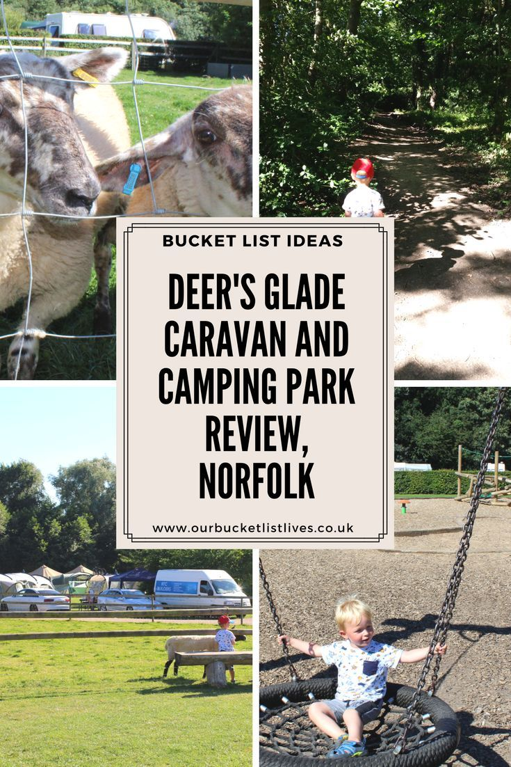 Deer's Glade Caravan and Camping Park Review, Norfolk | Our