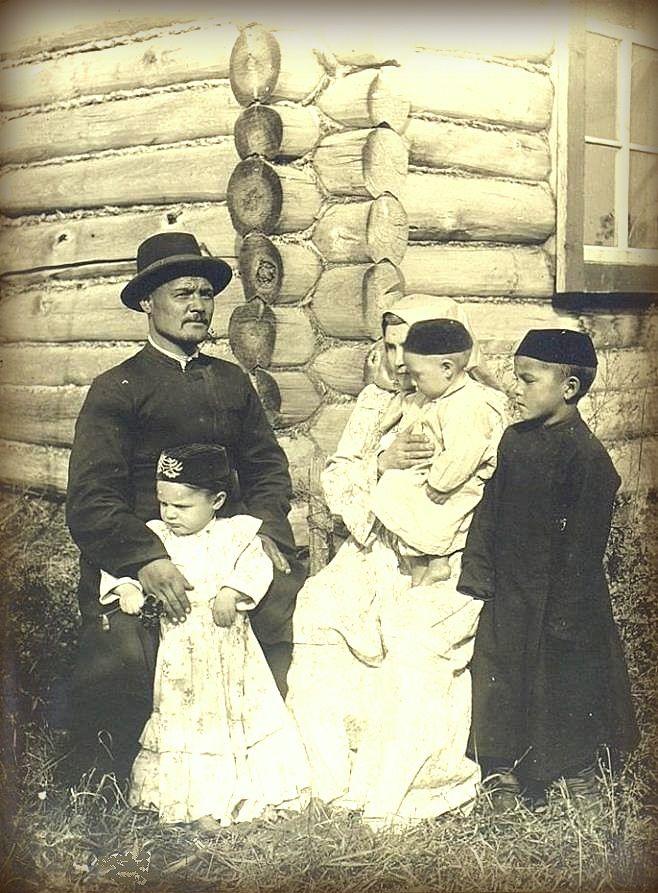 архивные старые фотографии татарского народа породы есть много