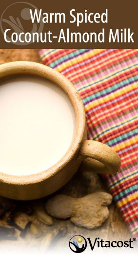 Move over, hot cocoa. This belly-warming winter drink is just as easy to make but brings a touch of exotic flavor to your mug. Simmer together almond milk, a swirl of coconut oil and fragrant spices such as nutmeg, ginger and turmeric for a healthy hot be