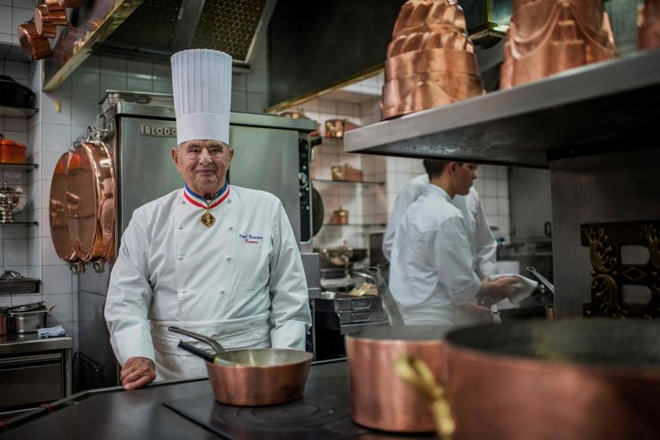 Paul Bocuse Celebrated French Chef Dies at 91