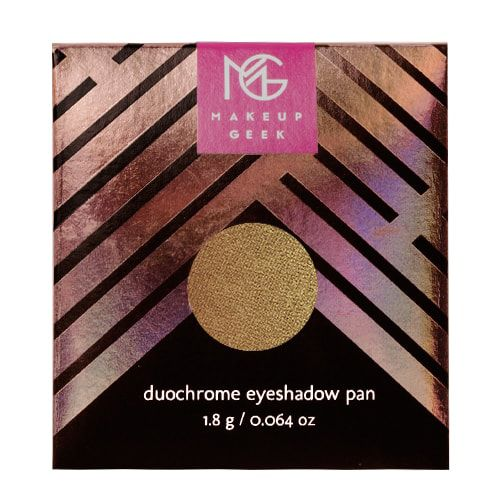 Makeup Geek Duochrome Eyeshadow Pan in Ritzy