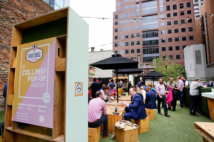 Everybody loves a pop-up, especially when the pop-up provides trendy food in a prestigious location. The vibrant Food...