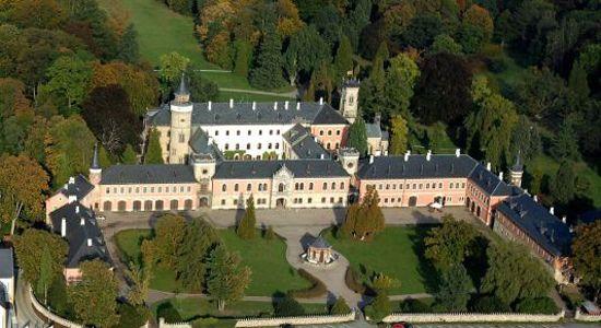 Замок Сихров.