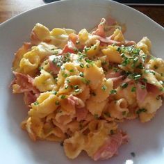 Rezept Schneller Nudelauflauf von wsonja24 - Rezept der Kategorie Hauptgerichte mit Fleisch