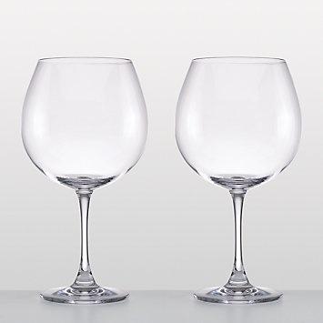 Pinot noir glasses