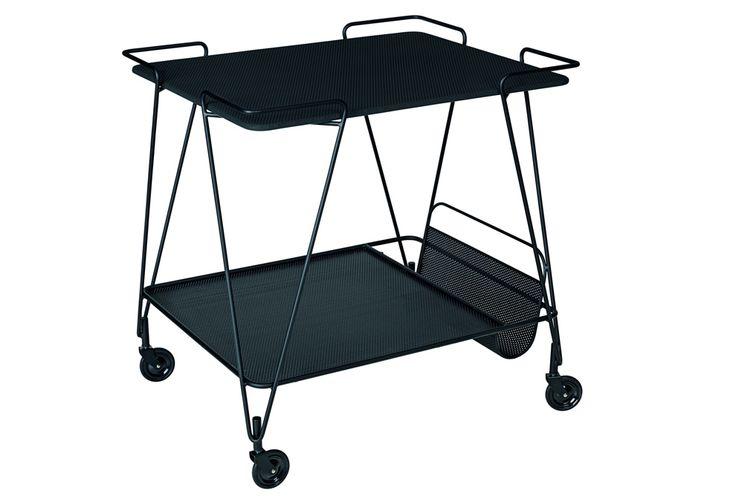 les 25 meilleures id es de la cat gorie table roulante sur. Black Bedroom Furniture Sets. Home Design Ideas