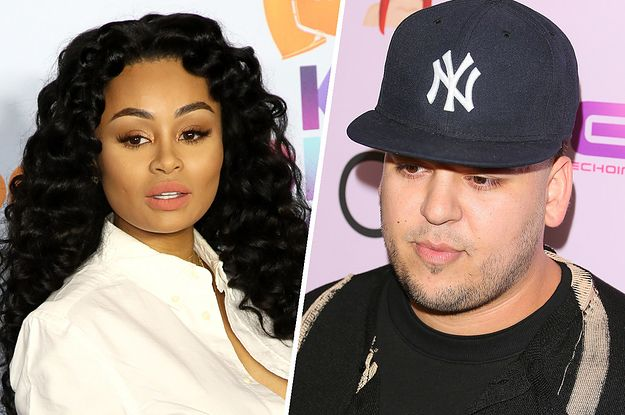 Rob Kardashian Is Actually In Some Pretty Deep Trouble For Posting The Blac Chyna Photos