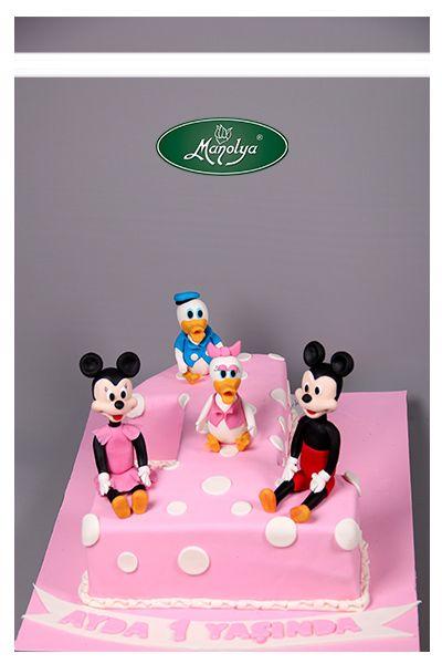#manolyapastanesi #patisserie #istanbul #cake #cakedesign #yummy #mickeymouse #disney #donaldduck #celebration #celebrationcake #kids #birthday