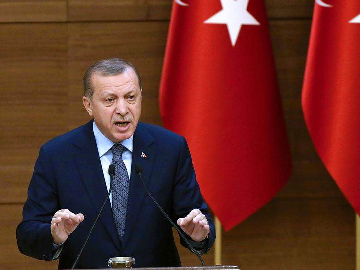Turkish parliamentary committee approves constitutional reforms that would grant President Erdogan executive power