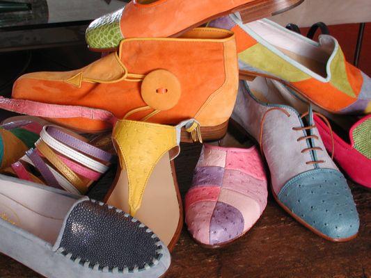 versoxverso custom made shoes in Panzano, Chianti Italy. www.versoxverso.com