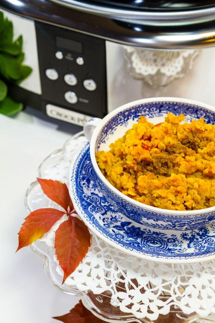 Linte cu legume si condimente indiene