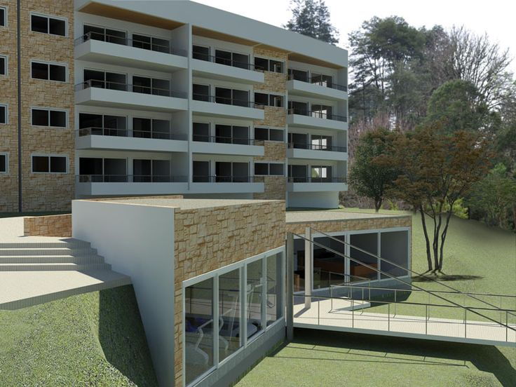 club house - diseño preliminar