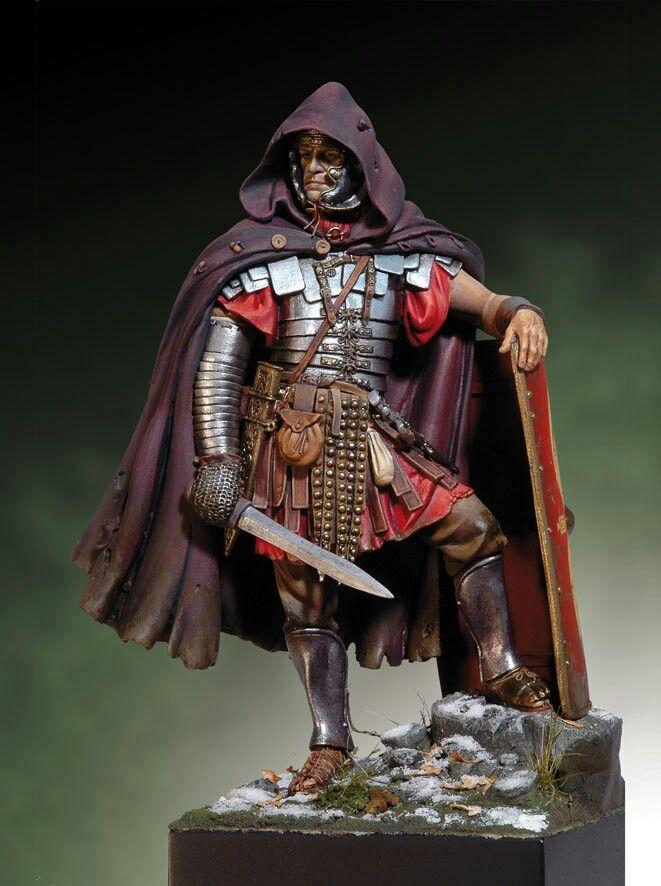 Roman Legionary during the Dacian Wars