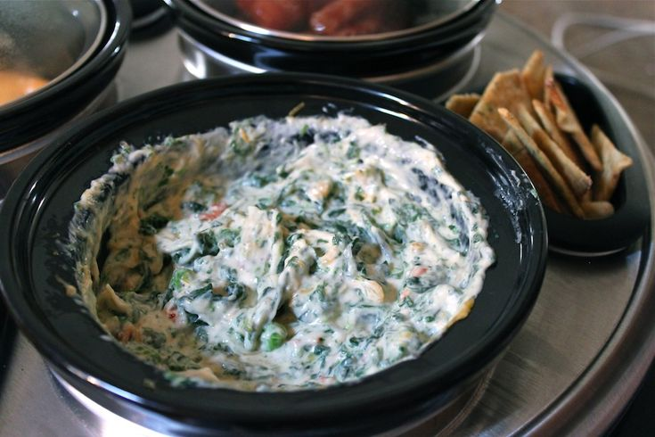 Celebrate your team's victory with Spinach Dip from #Walmart Mom Lori.