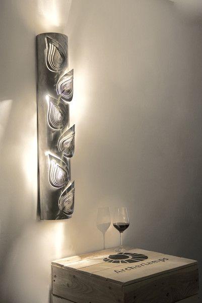 LAMPA kinkiet  LEAVES - Archerlamps - Kinkiety