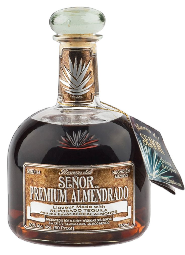 Almond flavor tequila...awesome in margaritas