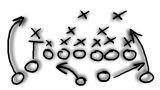 American Football Tactics 08 CG動画素材 www.motionelements.com/ja/stock-animation/478019/american-football-tactics-08.html?ref=41NTPJR