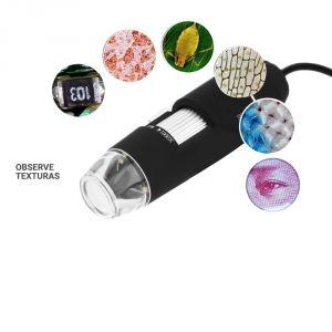 Microscopio Digital con Cámara U1000X | 5MPx | Bidcom