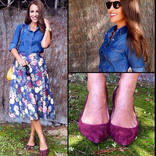 Paula Echevarría con stilettos Cool the Sack. Zielo Shopping Pozuelo