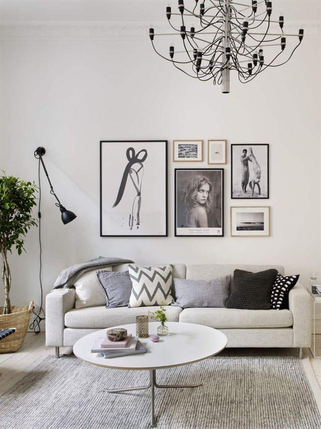 grå soffa fjällstuga - Sök på Google