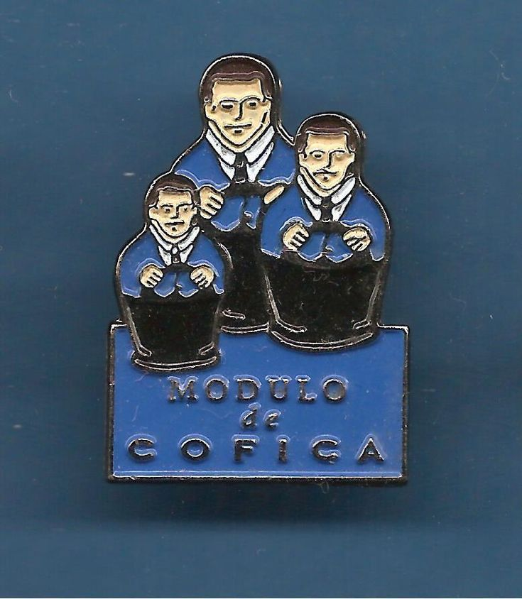 Pin's pin POUPEE GIGOGNE MODULO DE SOFICA (ref F) | eBay!