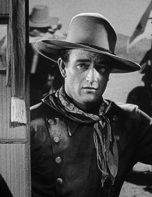 "John Wayne ""Stagecoach"" 1939. I always enjoy a good old western with John Wayne in it."