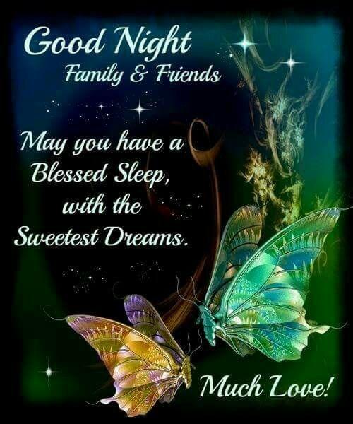 Good Night Sweet Dreams!.