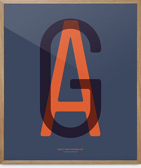 In Love With Typography 1 — AG