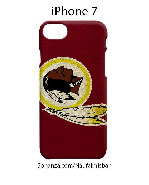 Washington Redskins Custom iPhone 7 Case Cover Wrap Around