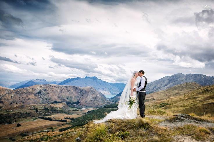 Coronet Peak Wedding photography session
