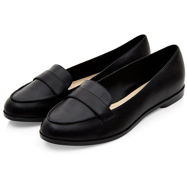 Wide Fit Black Textured Panel Loafers (153.170 IDR) ❤ liked on Polyvore featuring shoes, loafers, wide shoes, loafers & moccasins, strap shoes, black shoes and black strappy shoes