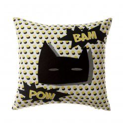 Adairs Kids Kapow Cushion, kids cushion, superhero cushion