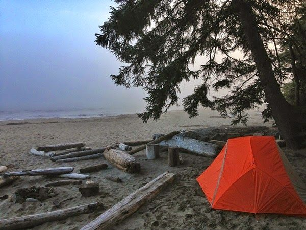 How to choose a campsite - 7 tips you need to read!