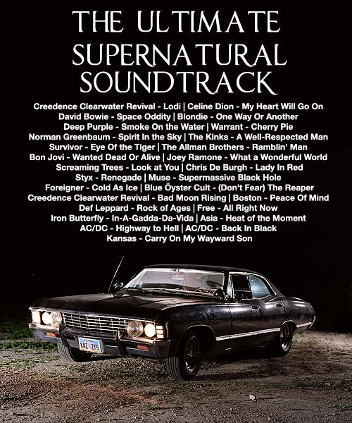 The Ultimate Supernatural Soundtrack