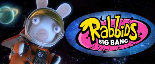 Rabbids Big Bang review: un puzzle gravitaţional amuzant, dar cu control uşor dereglat (Video)
