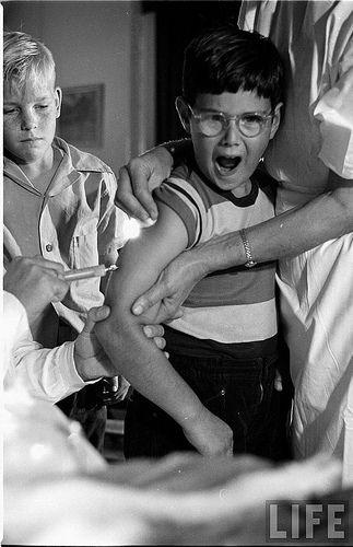 Las vacunas no se olvidan...