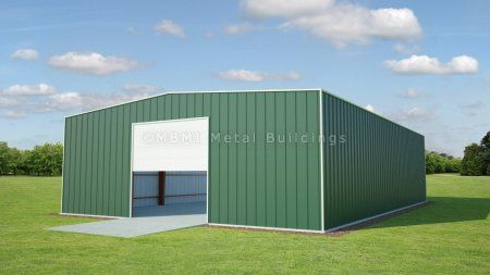 Alabama building codes - This 40 feet x 60 feet steel building has an eave height of 14 feet and 2400 sq. ft. of unobstructed interior space. The open layout of a rigid frame clear span offers the utmost adaptability at an...