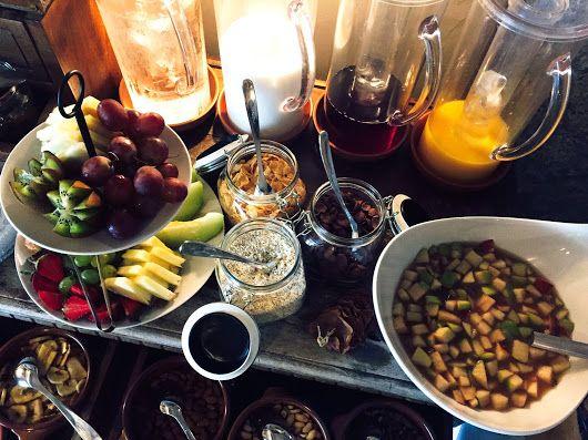 A good day starts with Breakfast at #Elakati! Have a great Sunday! #elakatiexperience #Rhodes #Greece #OnTripAdvisor