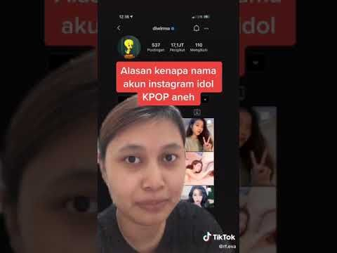 Alasan Kenapa Nama Akun Instagram Idol Kpop Aneh Youtube In 2021 Instagram Kpop Idol