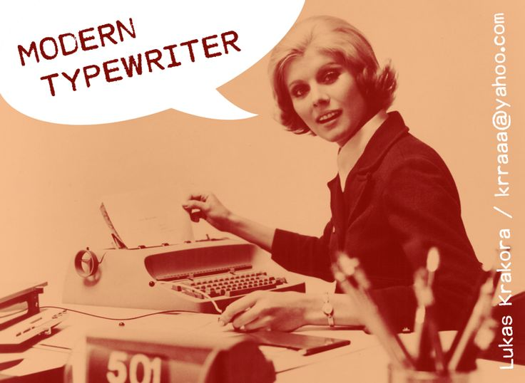 for signs w/ typewriter font - picture/pattern background with a sepia wash, then words in black on top