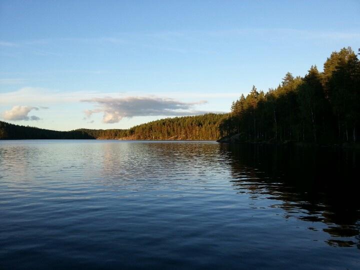 Saarijärvi at Repovesi National Park
