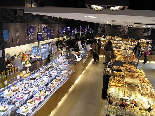 Wisma Atria Cake Shop